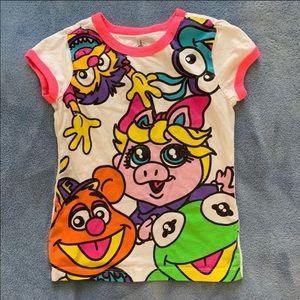 Disney Muppet Babies shirt size 5(6 ( runs small )